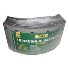 Комплект накладок тормозных ЗТР-192(RO)